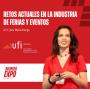 Artwork for E021 Retos Actuales en la Industria de Ferias y Eventos - Ana María Arango, Gerente Regional para LATAM de la UFI (Asociación Global en Ferias y Exposiciones)