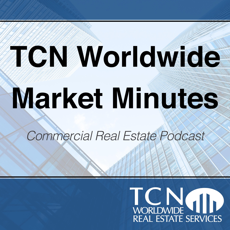 TCN Worldwide Market Minutes Podcast show art