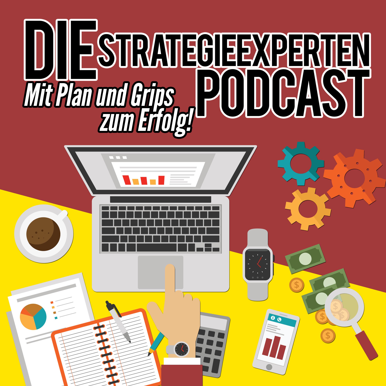 Strategieexperten-Podcast - Mit Plan und Grips zum Erfolg show art