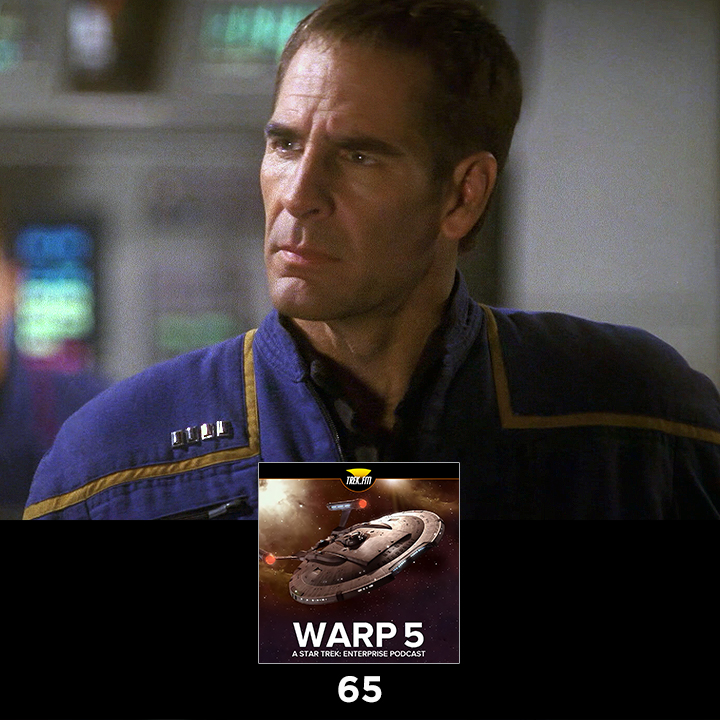Warp Five 65: Archer Goeth Before a Fall, Part 2