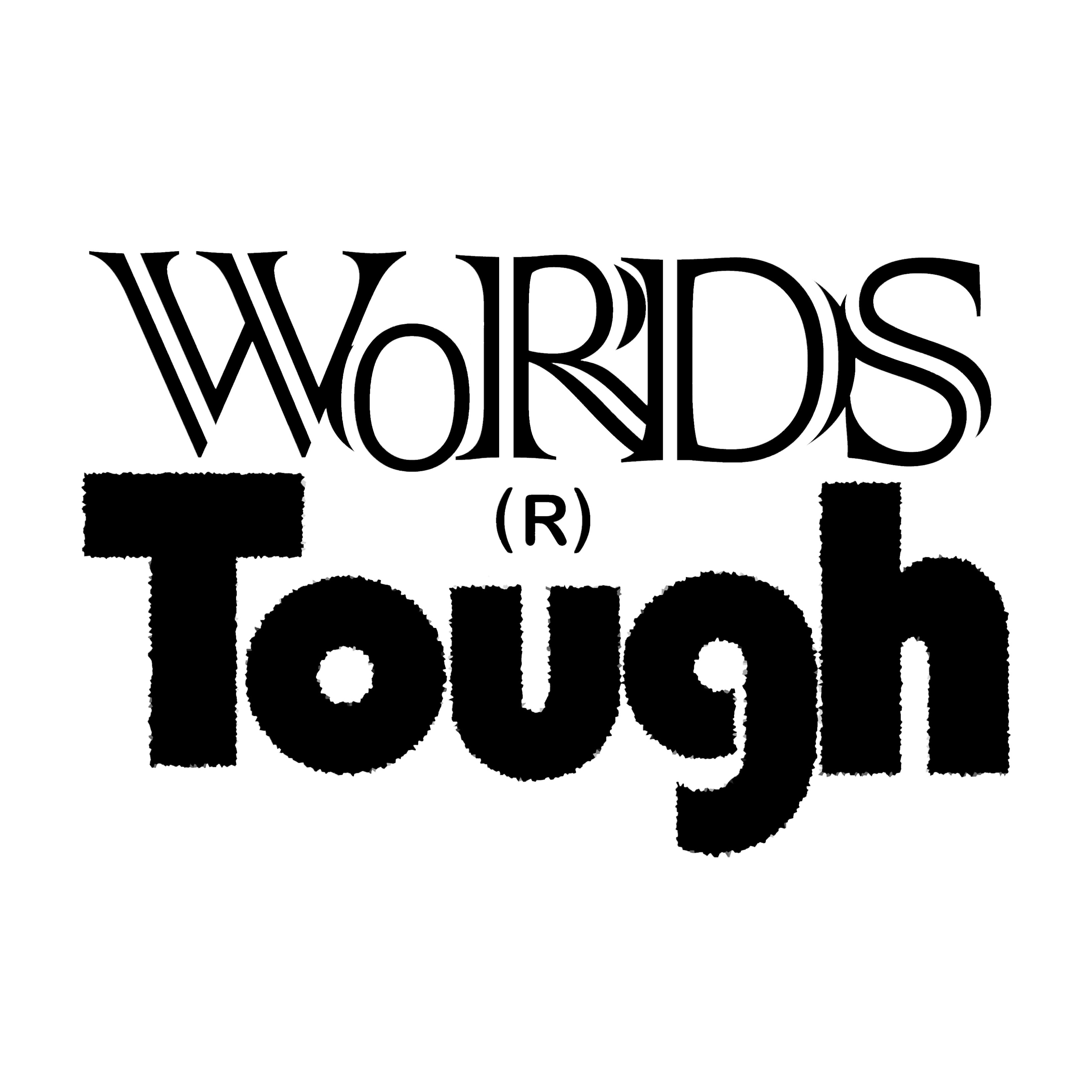 Words r Tough - Ep: 1 - Happy Accidents show art