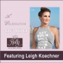 Artwork for 99 Leigh Koechner ~ You are not alone, no matter what shows up