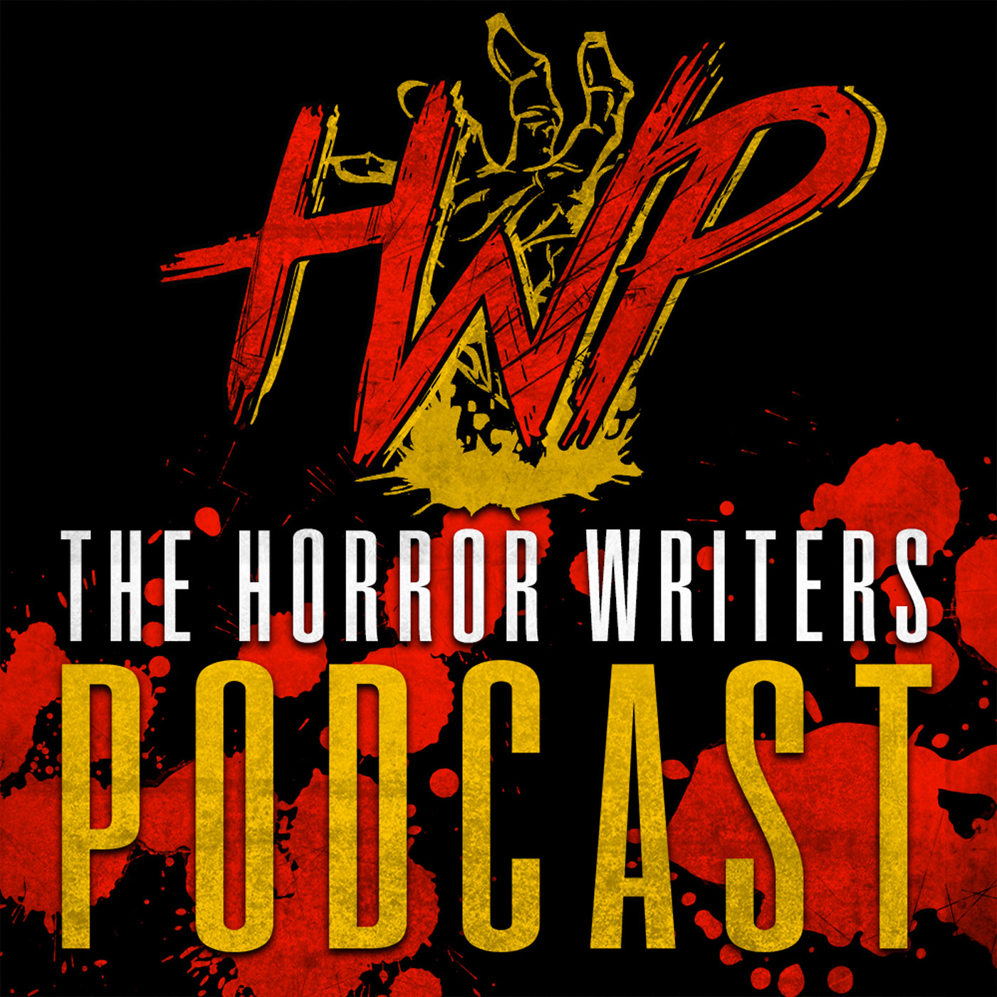 The Horror Writers Podcast show art