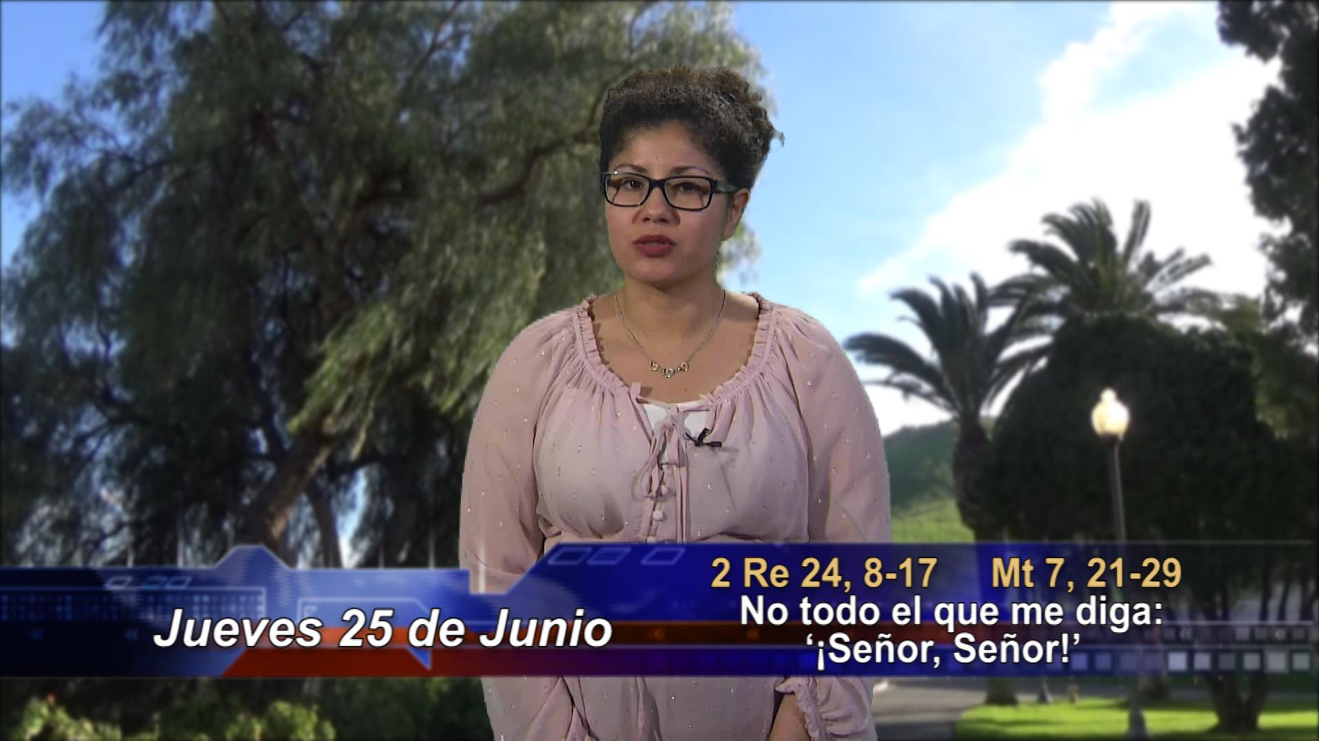 Artwork for Dios te Habla con  Jessica De La Torre; Tema de hoy: No todo el que me diga: '¡Señor, Señor!'