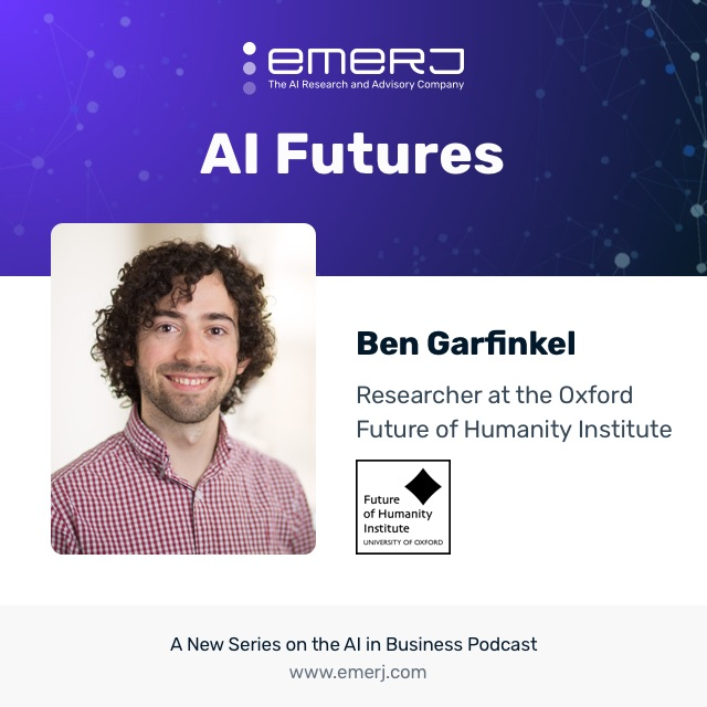 [AI Futures] Centralized vs Decentralized AI Governance - with Ben Garfinkel of Oxford's FHI  (S1E4)