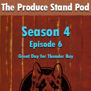 Artwork for Episode 0406: Great Day for Thunder Bay