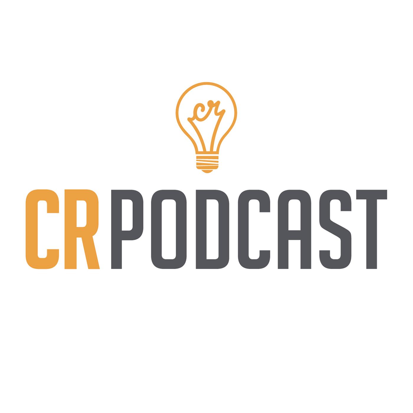 CR Podcast show art
