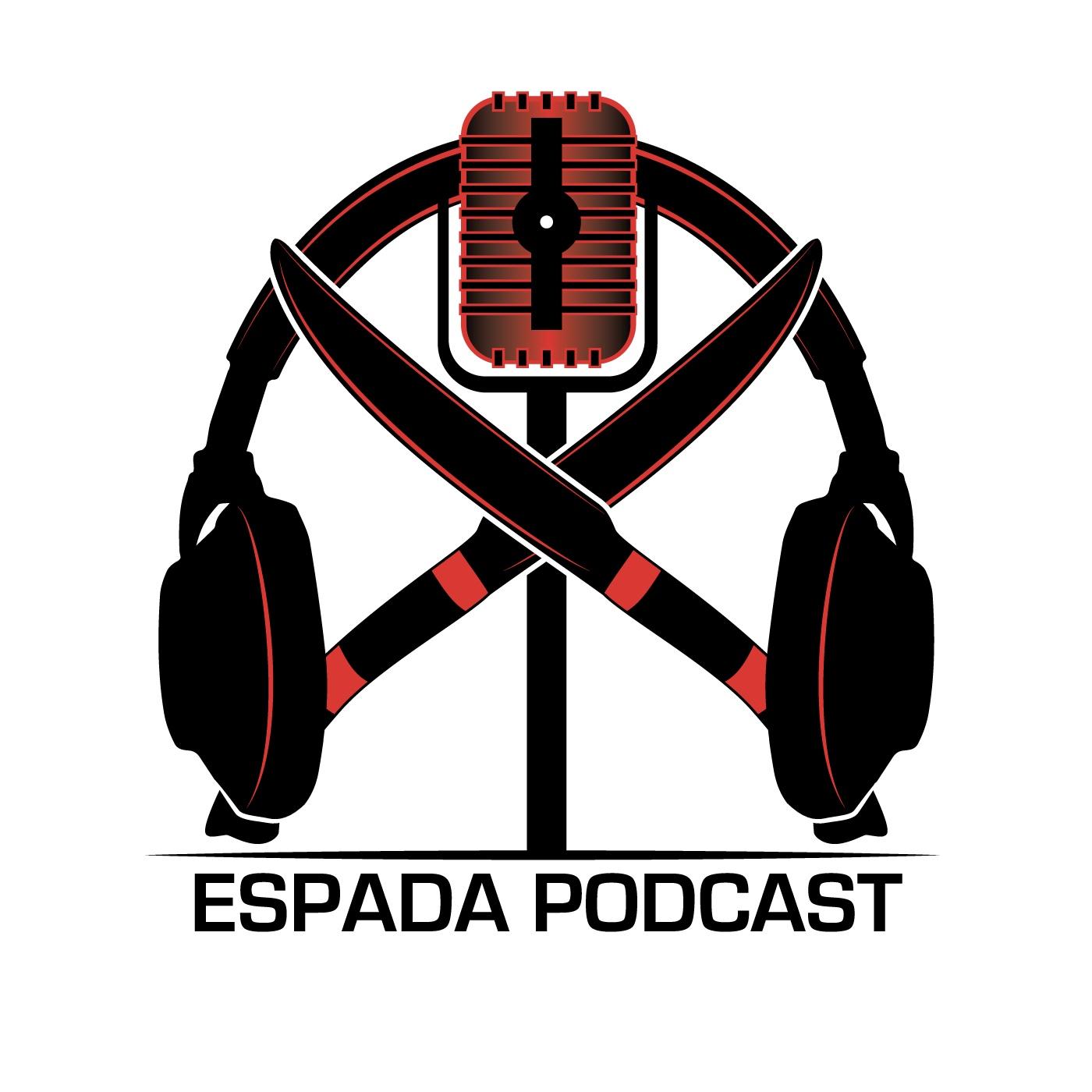 Espada Podcast show art