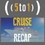 Artwork for 26 - Cruise Recap - 5 to 1