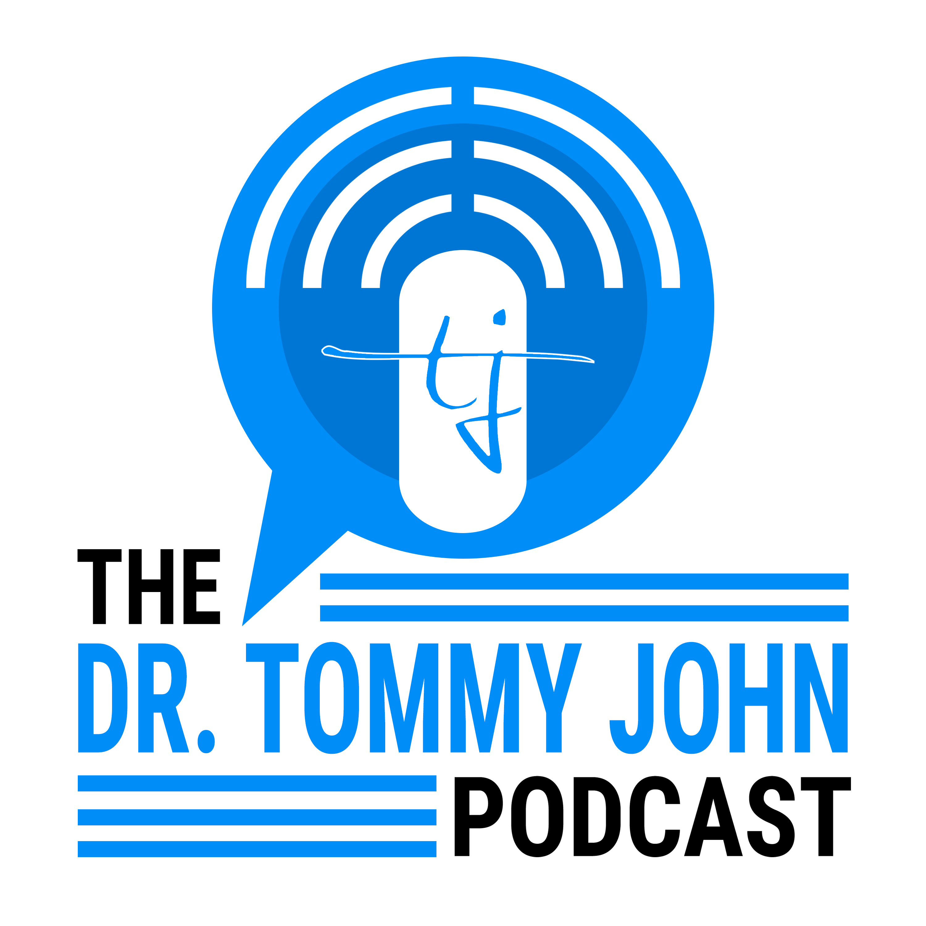 The Dr. Tommy John Podcast show image