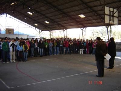 165 ChileVideoCast Día Alumno CEIA San Fernando