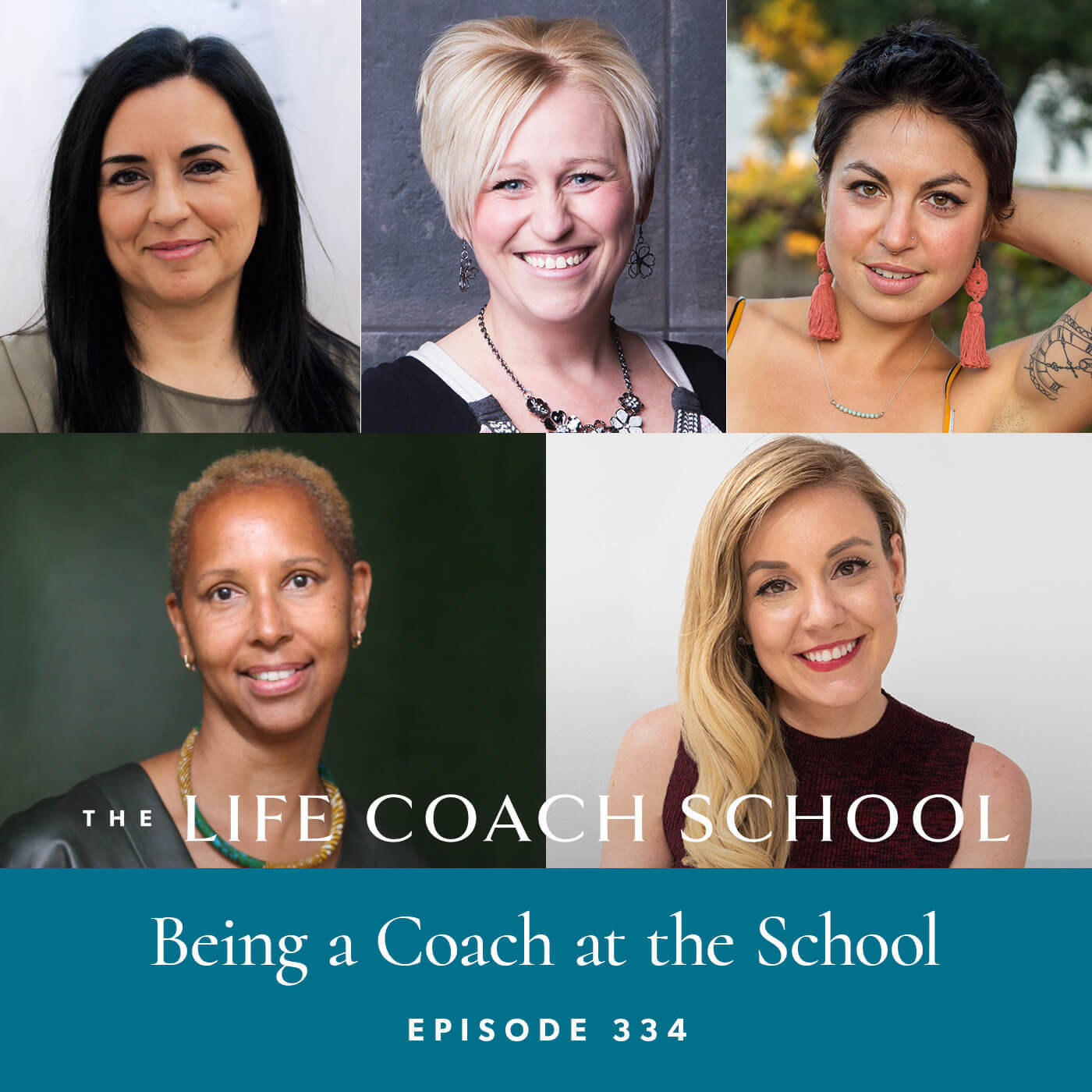 Ep #334: Being a Coach at the School