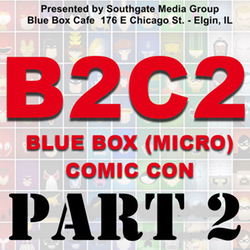Pt 2 of B2C2 Interview with Scott Casper - Live at the Blue Box 4-25-15