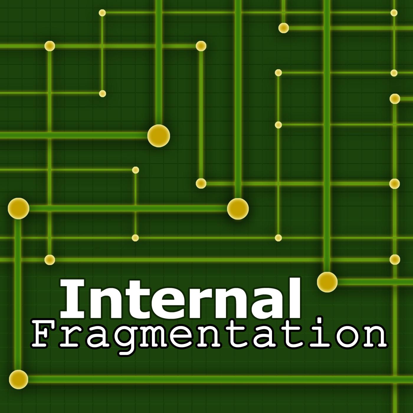 Internal Fragmentation show art