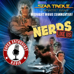 SER Commentary: STAR TREK II THE WRATH OF KHAN