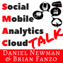 Artwork for Social Media. Mobile. Analytics. Cloud Computing Impact on the Future of Work #SMACtalk Ep 1