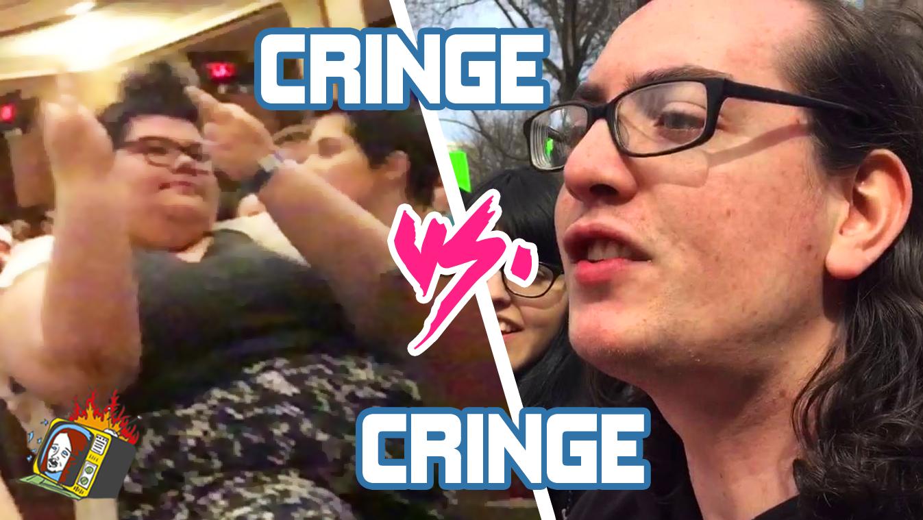 """""""AIDS SKRILLEX"""" VS. """"TRIGGLYPUFF"""" - CRINGE VS. CRINGE"""