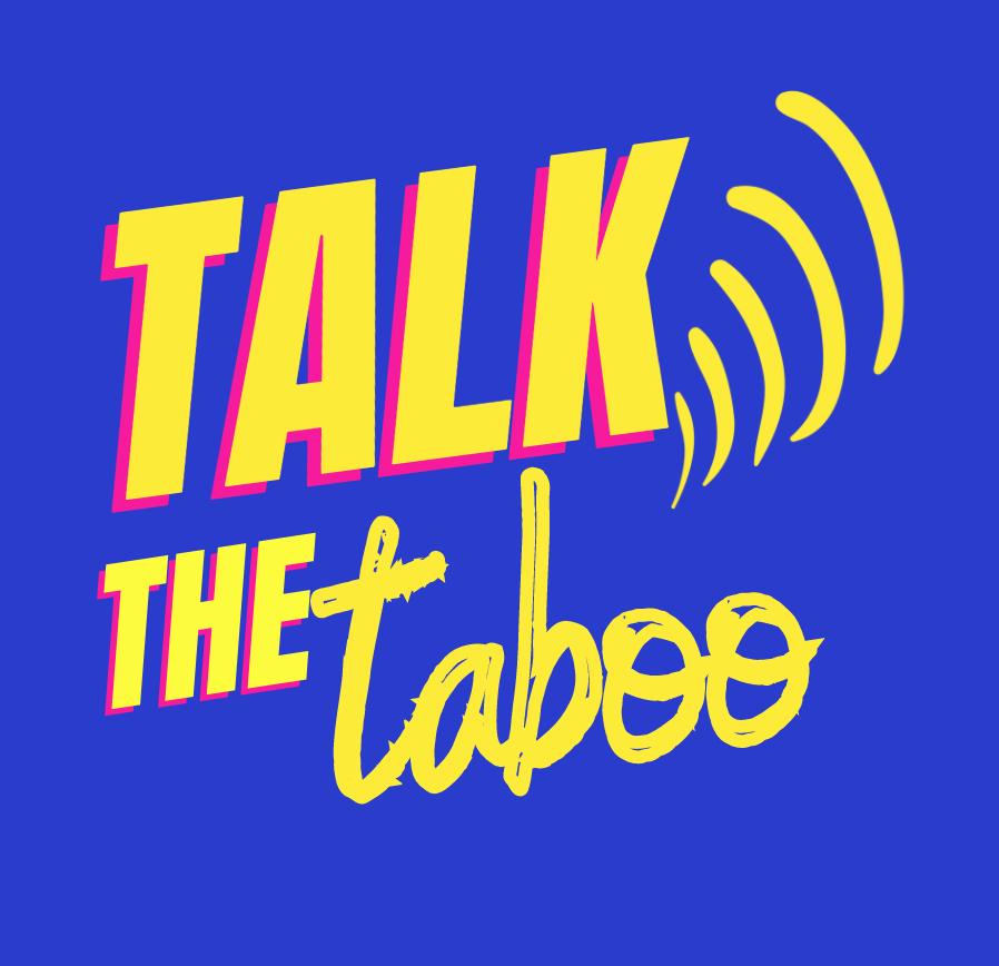 Talk The Taboo podcast show art
