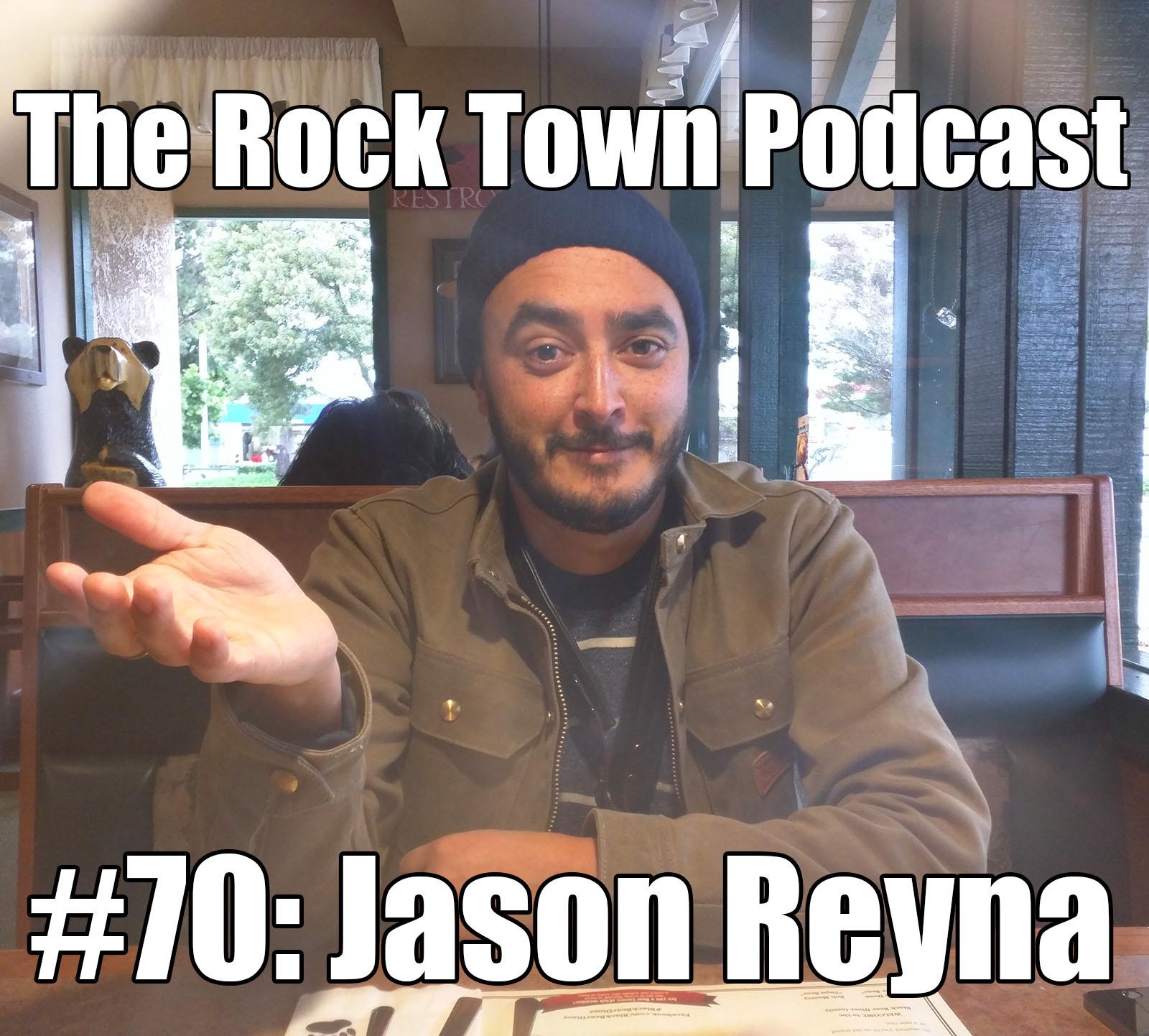 #70: Jason Reyna