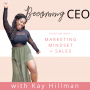 Artwork for 072. How to make more money with high end clients + building out a product suite (Clarity Call)