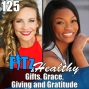 Artwork for Gifts, Grace, Giving & Gratitude | Podcast 125 of FITz & Healthy