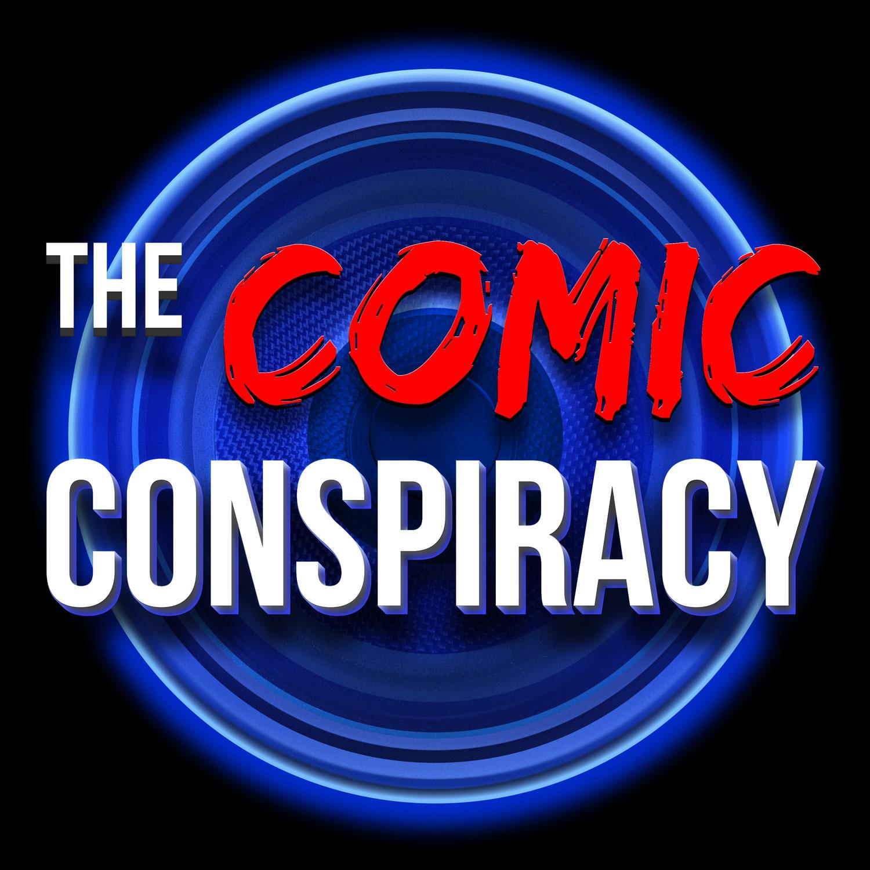 The Comic Conspiracy show art