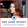 Artwork for See Jane Give a TEDx Talk with Tricia Brouk