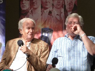 Tim's Take On: Episode 258(William Russell, Maureen O'Brian and Peter Purves at Big Finish Day 5)