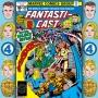 Artwork for Episode 260: Fantastic Four #186 - Enter: Salem's Seven