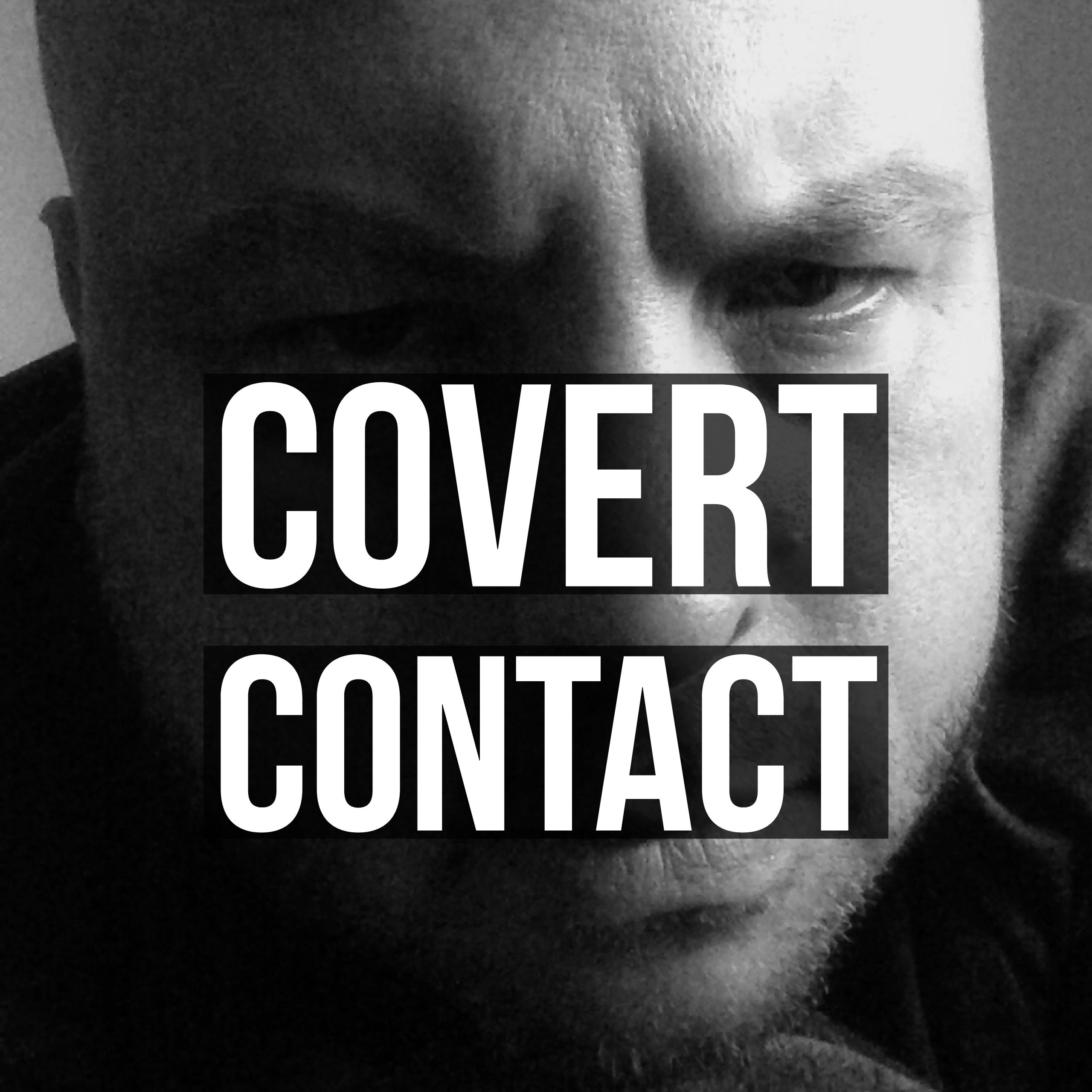 Covert Contact logo