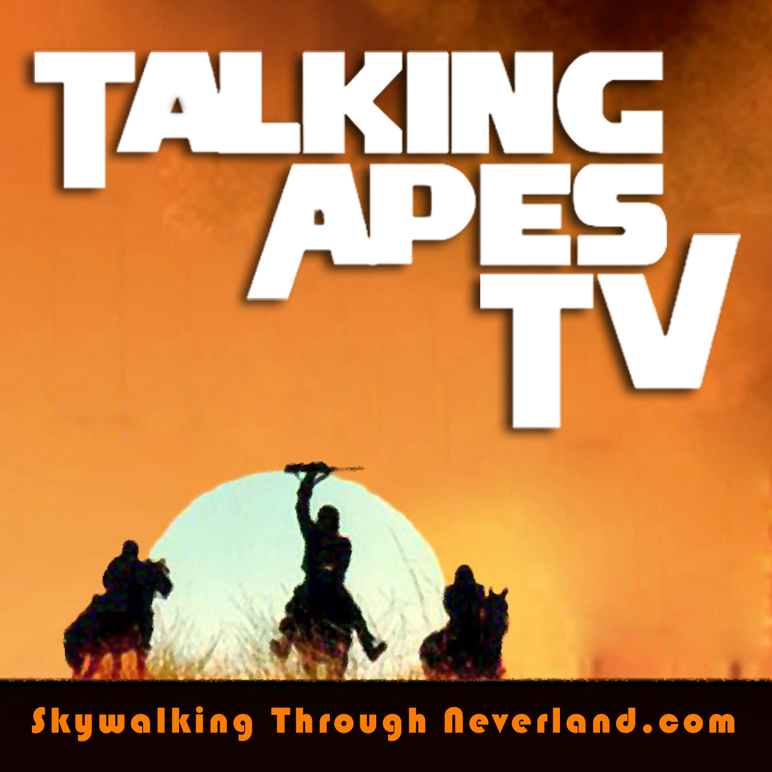 Talking Apes TV: A Planet of the Apes Podcast show art