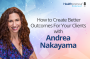 Artwork for 116 - How to Create Better Outcomes For Your Clients with Andrea Nakayama