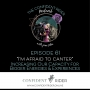"""Artwork for """"I'm afraid to canter"""": Increasing Our Capacity for Bigger Energies & Experiences"""