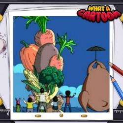 """What A Cartoon!: What A Cartoon! - Bob's Burgers """"An Indecent Thanksgiving Proposal"""""""