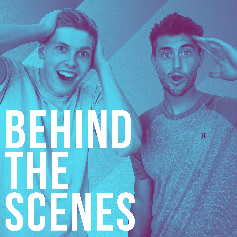 Behind The Scenes - Lukas Mankow & Johannes Ungerer show art
