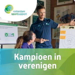 Rotterdam Sportsupport Podcast