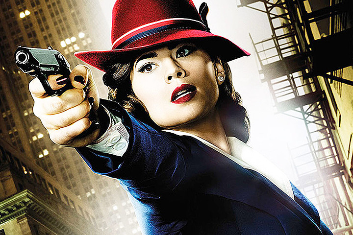 CST #284: Mac Won't Shut Up About Agent Carter