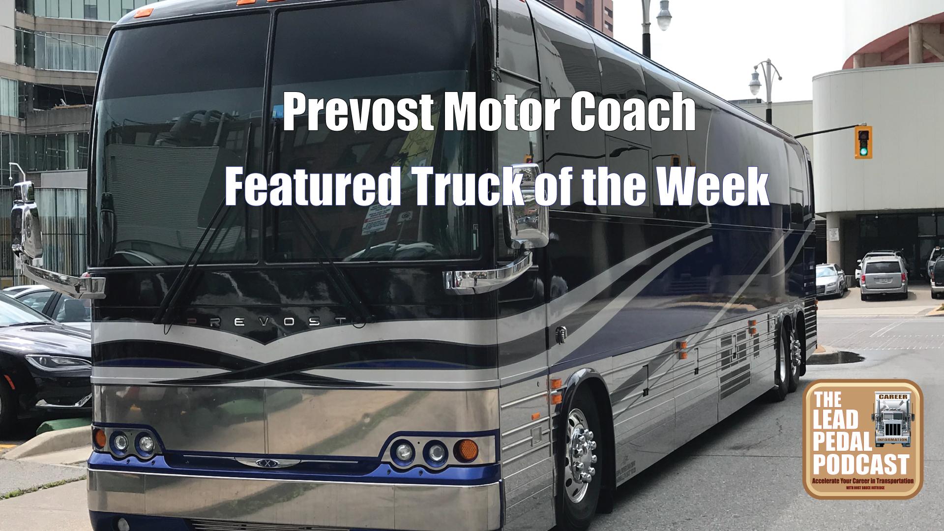 Prevost coach video