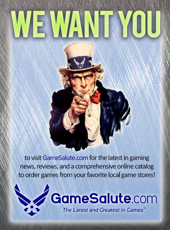 GameSalute.com - The Latest and Greatest in Games!