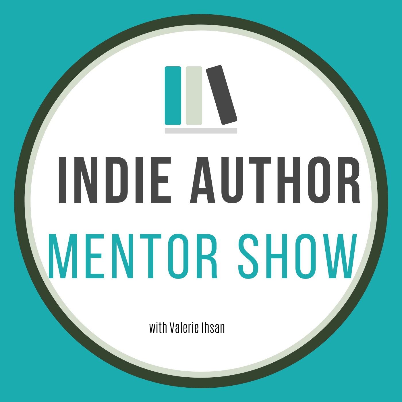The Indie Author Mentor show art