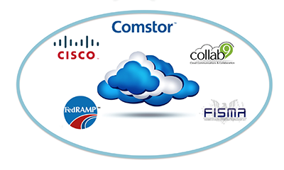 Comstor Cloud Offering Logos