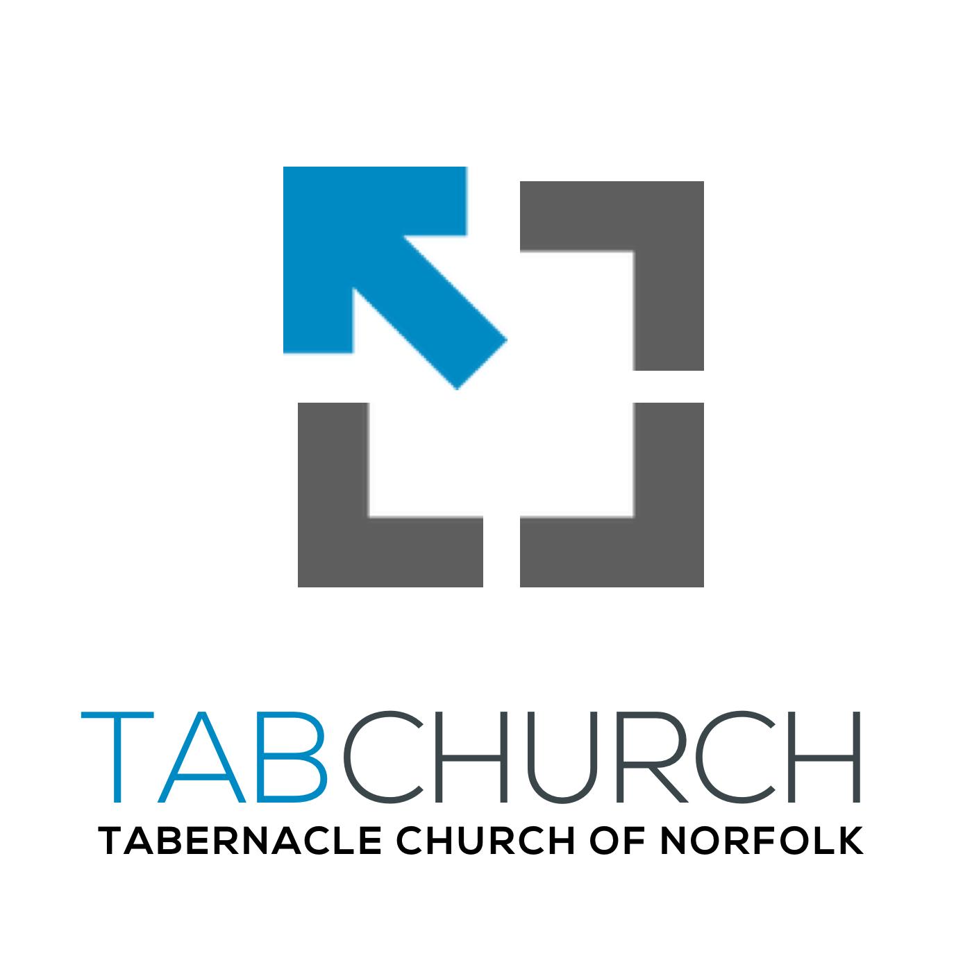 Tab Church Podcast show art