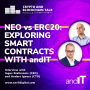 Artwork for EPISODE 10: NEO vs ERC20 Smart Contracts