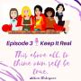 Artwork for STRT - Episode 3 - Keep It Real