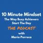 Artwork for 10 Minute Mindset LIVE | Motivation, Inspiration, & Hunger
