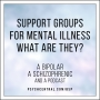 Artwork for Support Groups for Mental Illness - What are They?