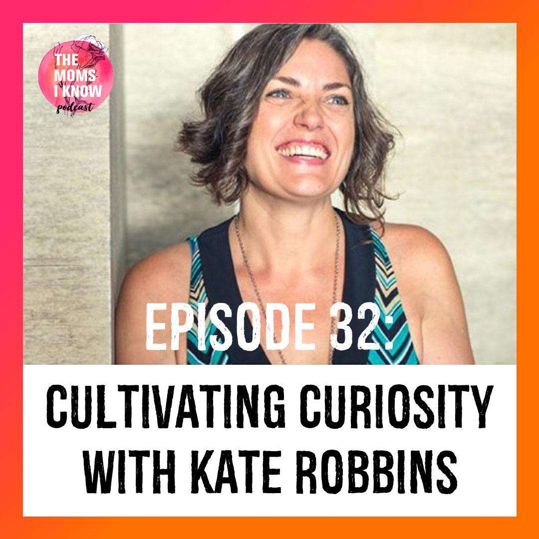 Artwork for Episode 032: Cultivating Curiosity