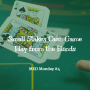 Artwork for Small Stakes Cash Game Play from the Blinds | MED Monday #4