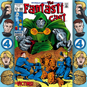 Episode 100: Fantastic Four #86 - The Victims Of Doom