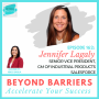 Artwork for Episode 162: Navigating Life's Pivotal Moments with Salesforce's Jennifer Lagaly